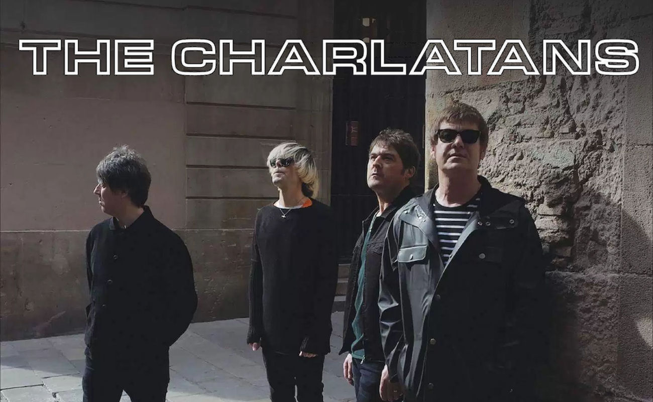 The Charlatans live Manchester
