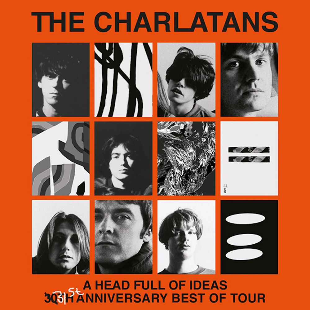 Pride Of Manchester - The Charlatans Tour 2021