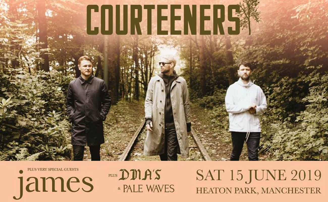 Courteeners in Manchester