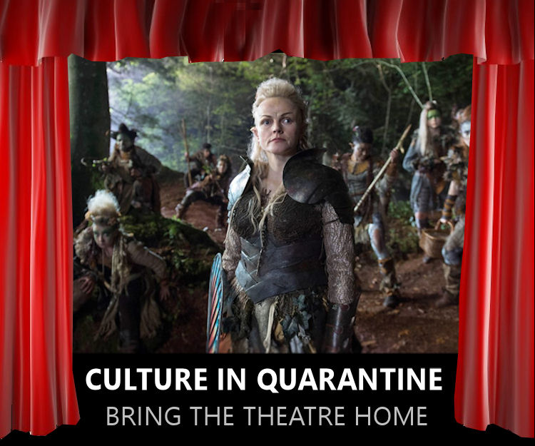 Culture in Quarantine