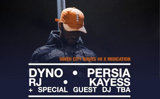 Dyno live in  Manchester