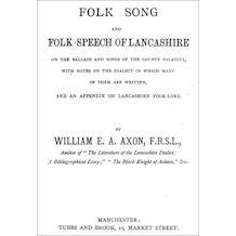 Folk Song & Folk Speech