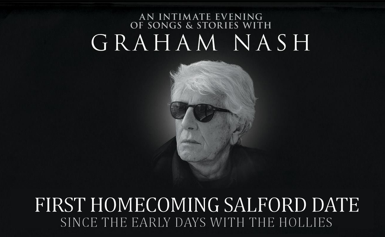 GRaham Nash in Manchester