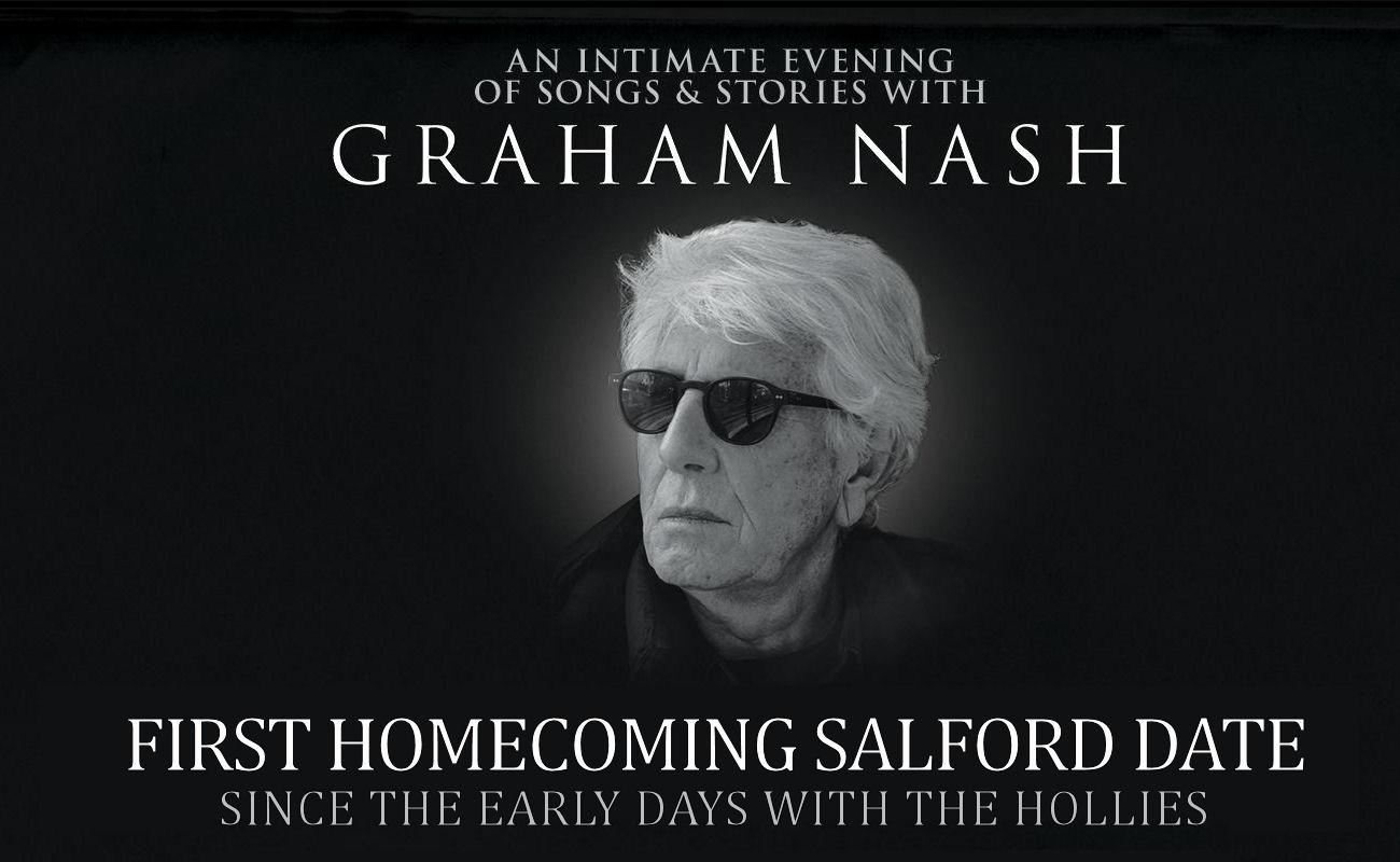 GRaham Nash in Manchester