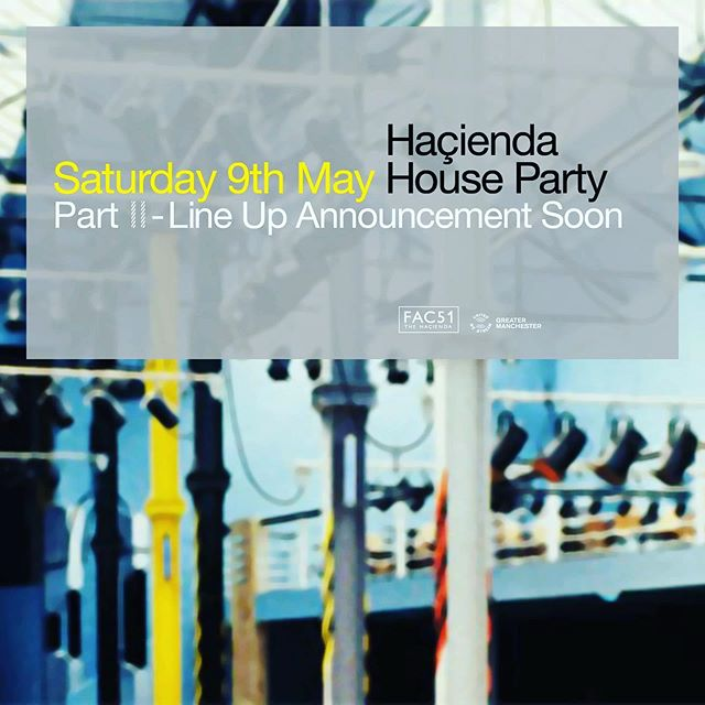 Hacienda House Party