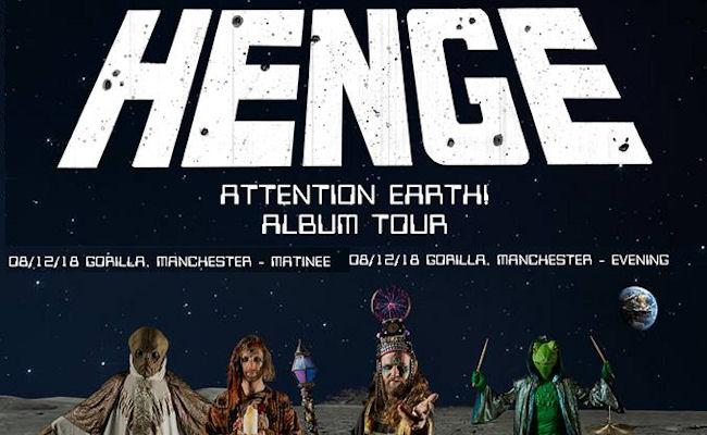 Henge Manchester