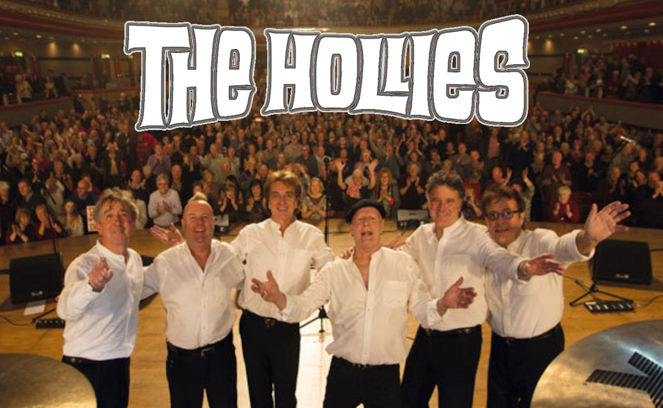 The Hollies live in Manchester
