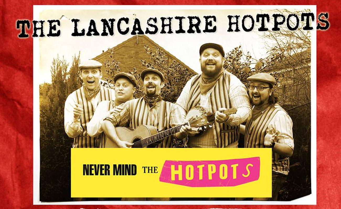 The Lancashire Hotpots live in Manchester