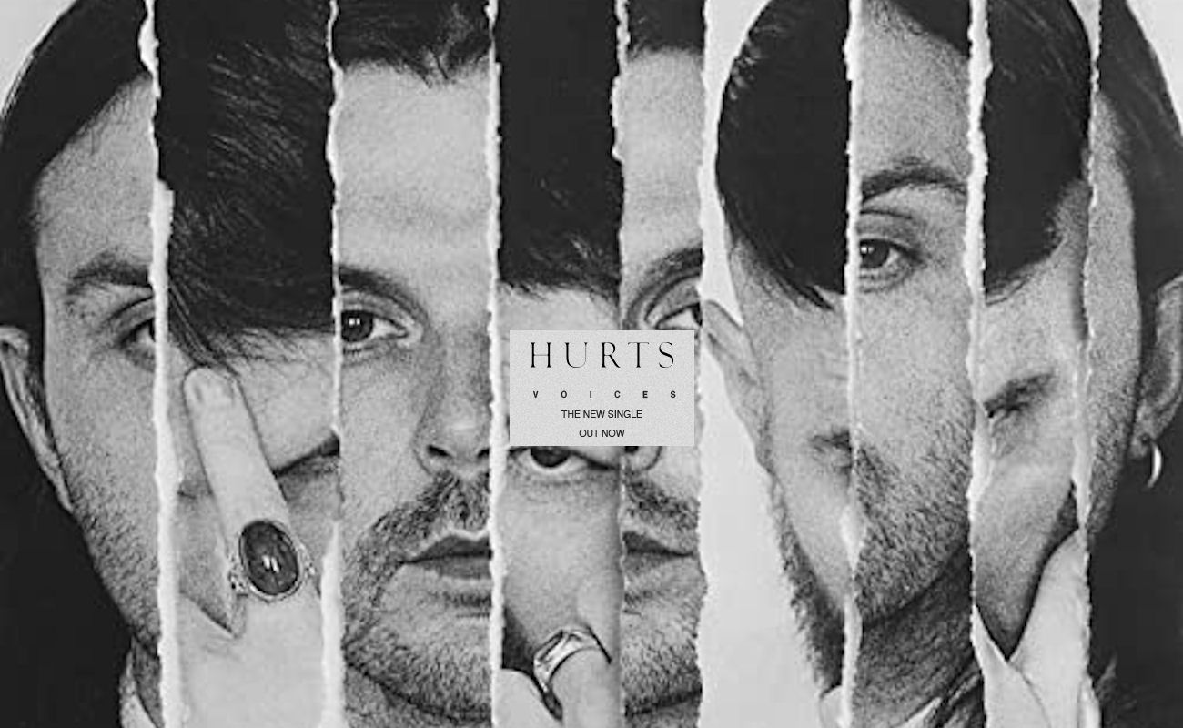 New Manchester Music Releases ~ Hurts