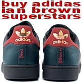 click here to buy rare never worn ian brown superstar trainers