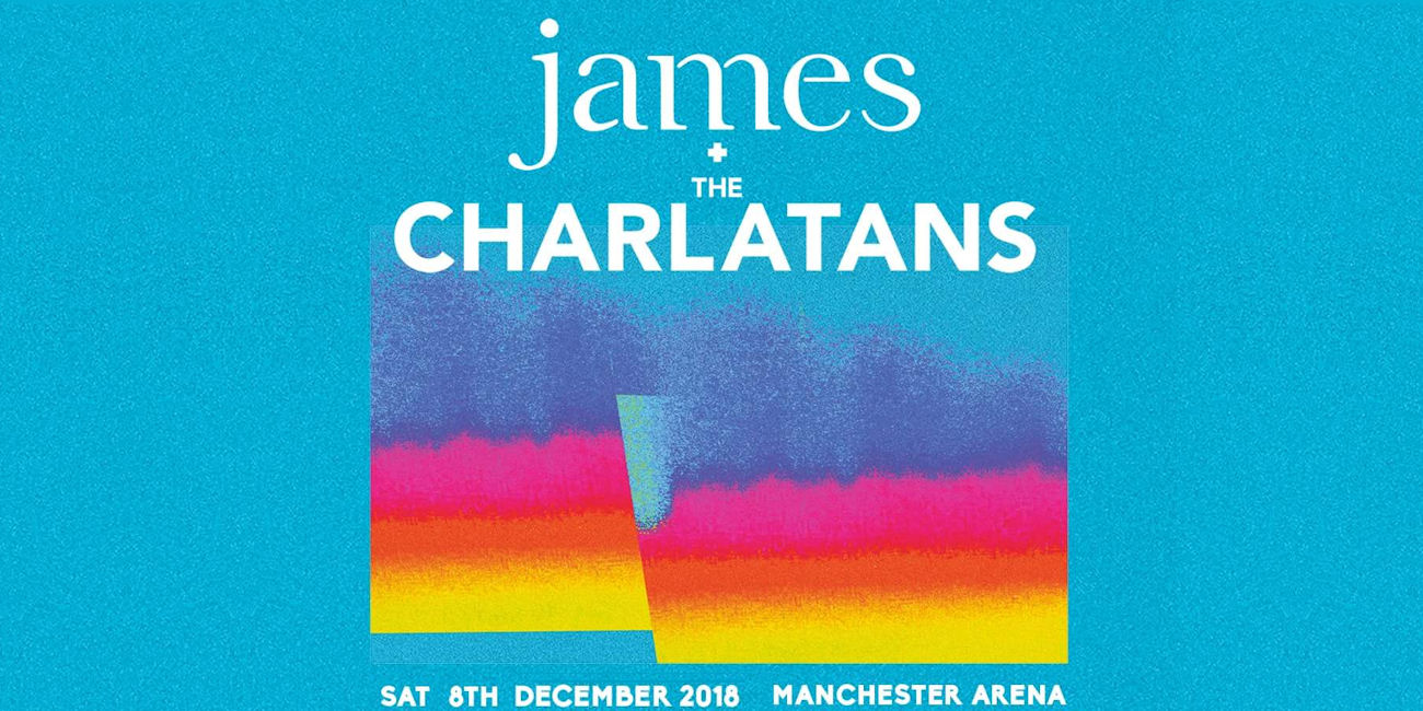 James & The Charlatans live in Manchester
