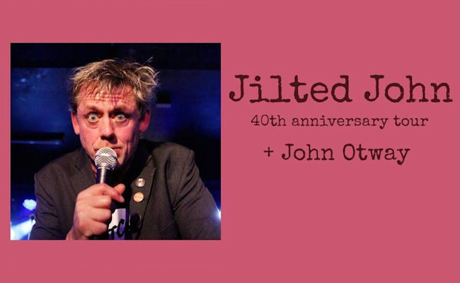 Jilted John live in Manchester