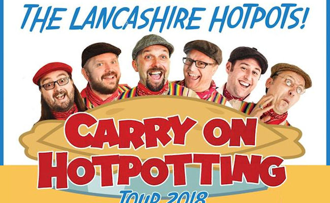 Lancashire Hotpots live in  Manchester