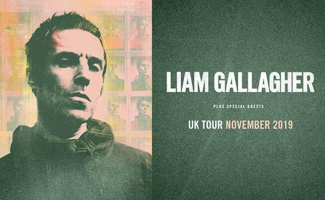 Manchester music - Liam Gallagher Manchester tickets