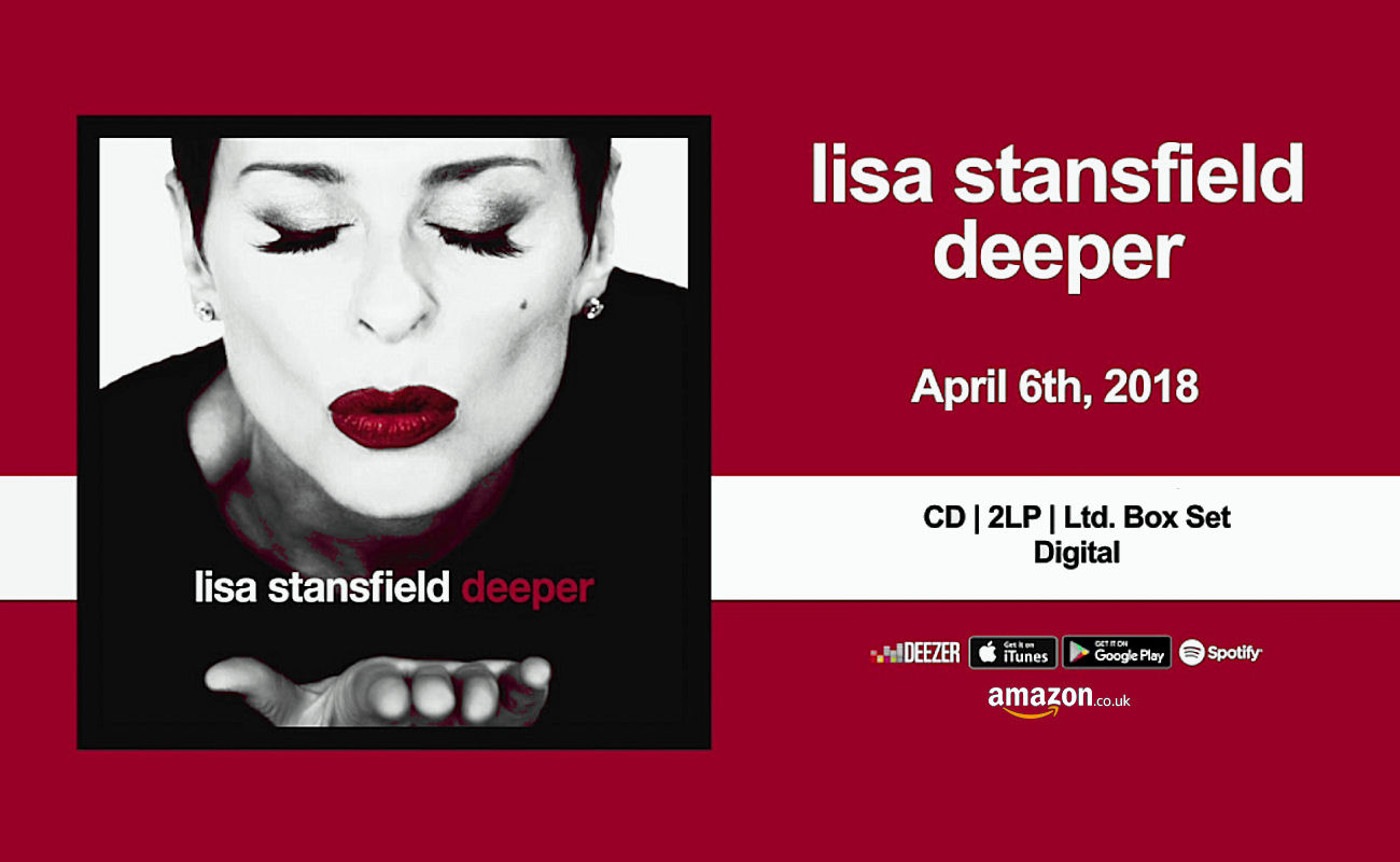 Manchester Music - Lisa Stansfield Deeper