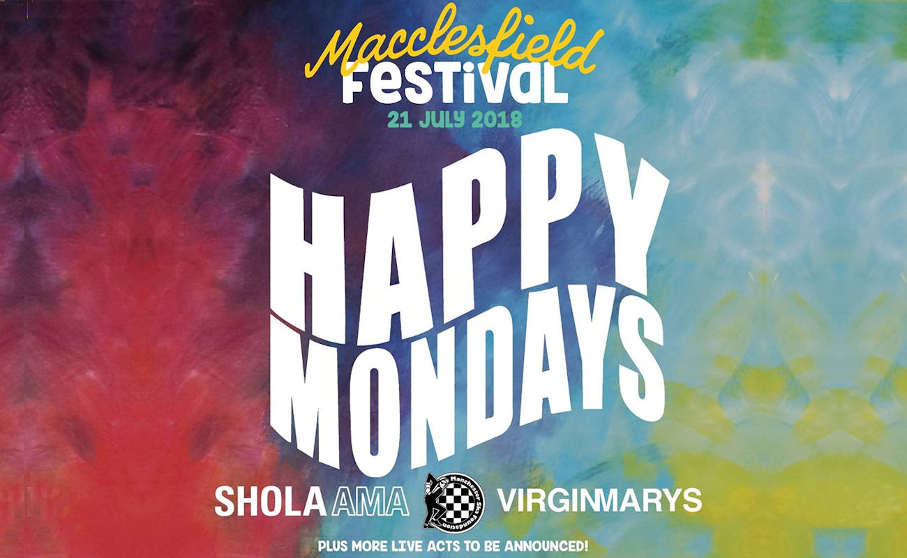 Happy Mondays Manchester