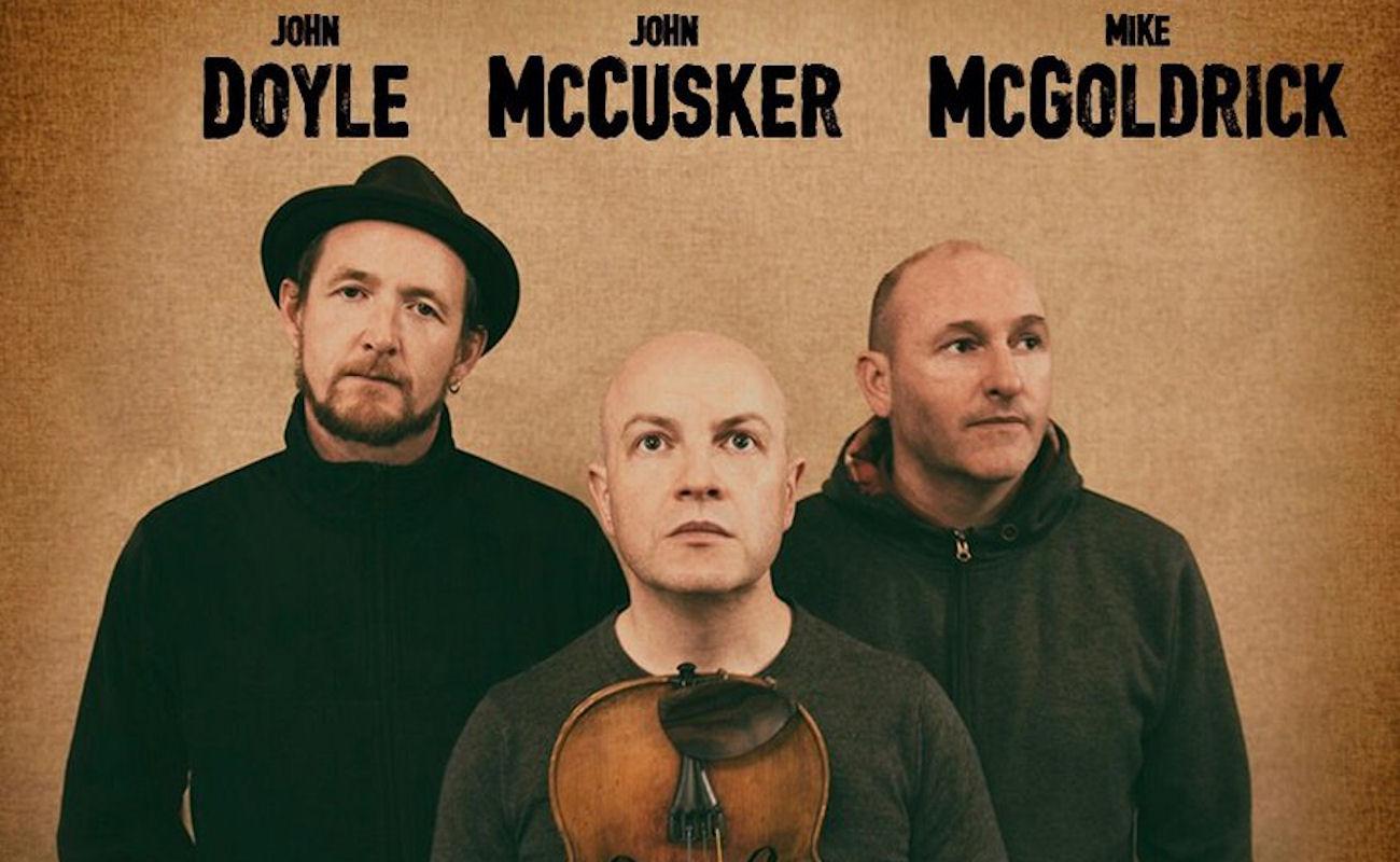 Michael McGoldrick live in Manchester