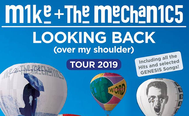 Mike & The Mechanics live in  Manchester