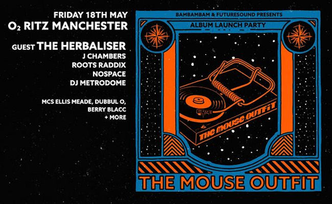 The Mouse Outfit Manchester
