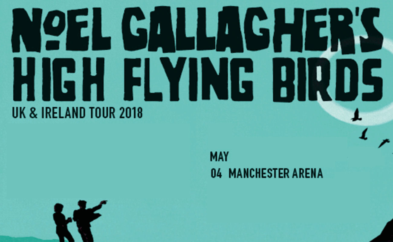 Noel Gallagher Manchester