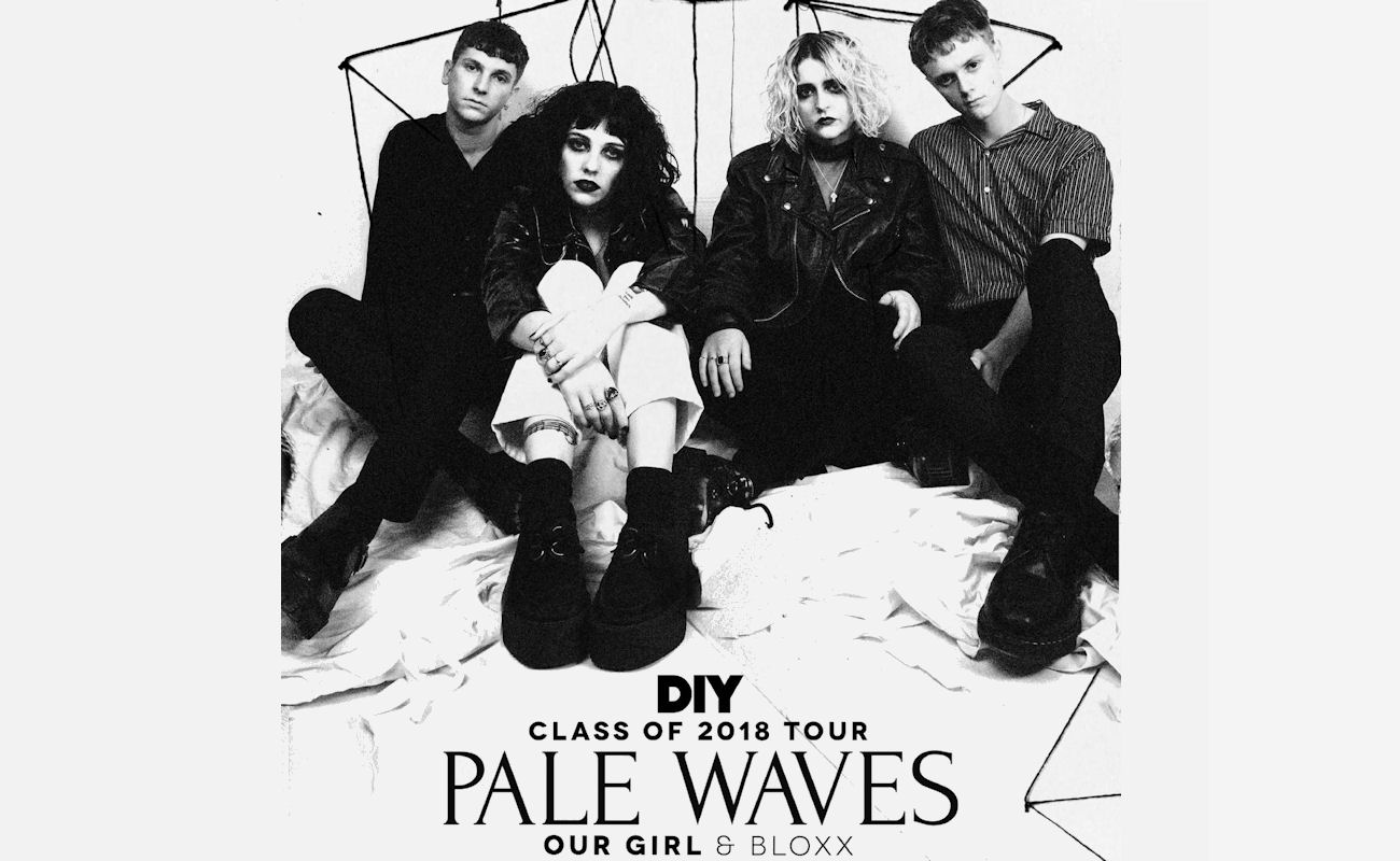 Pale Waves live Manchester