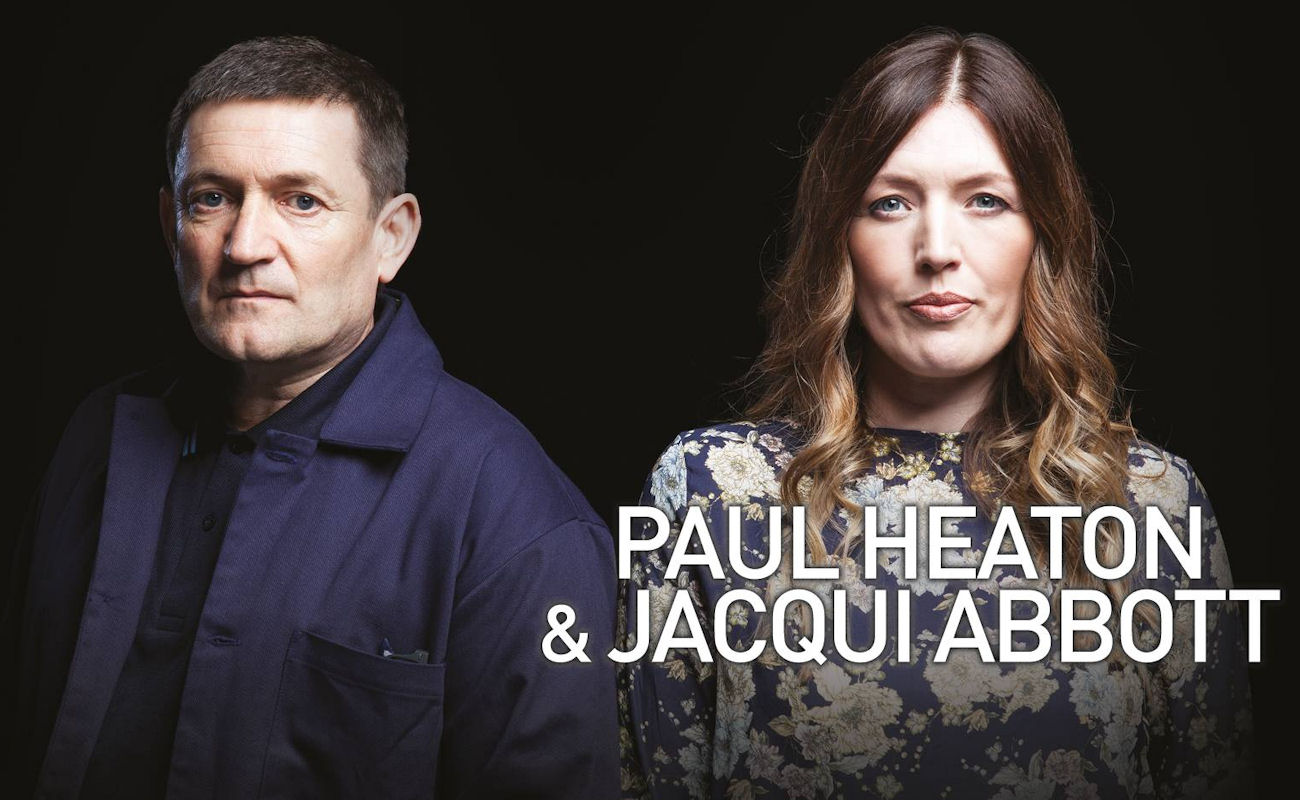 Paul Heaton in Manchester