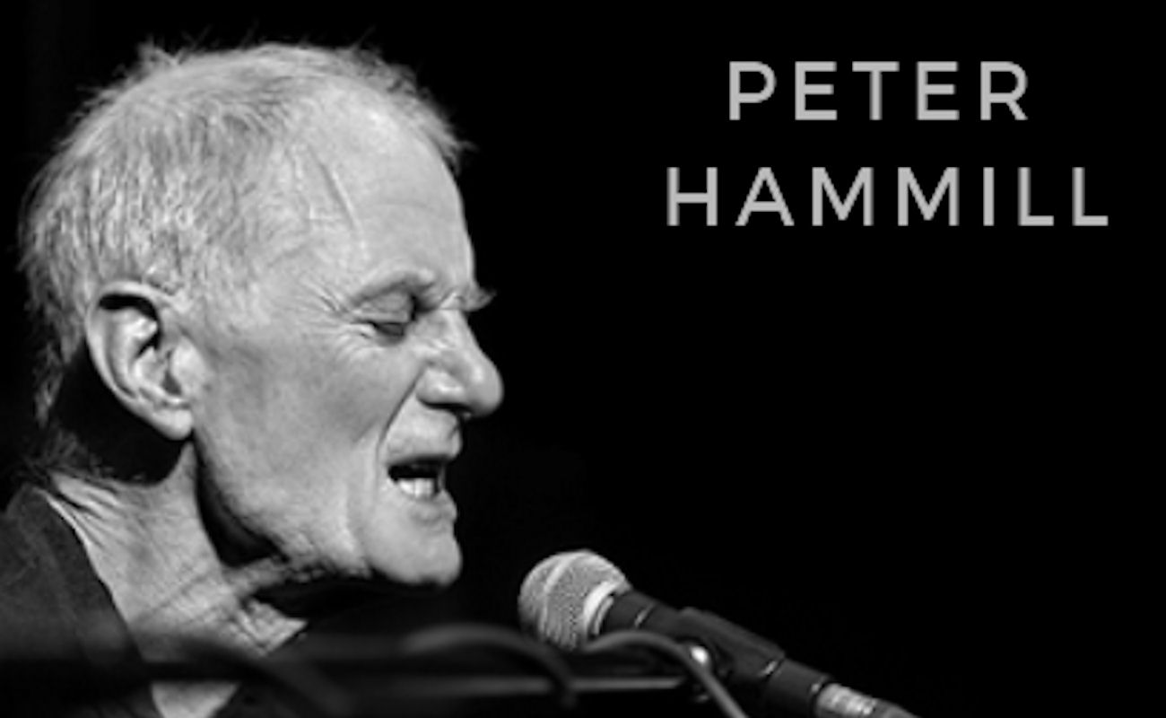 Peter Hammill  live in Manchester