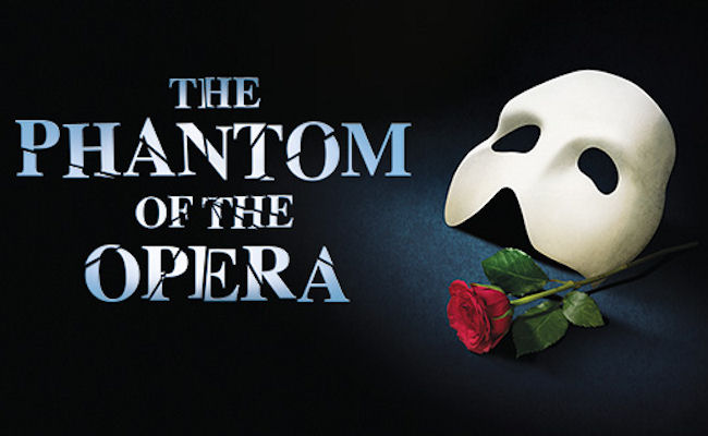 What's on in Manchester - Phantom of the Opera Manchester