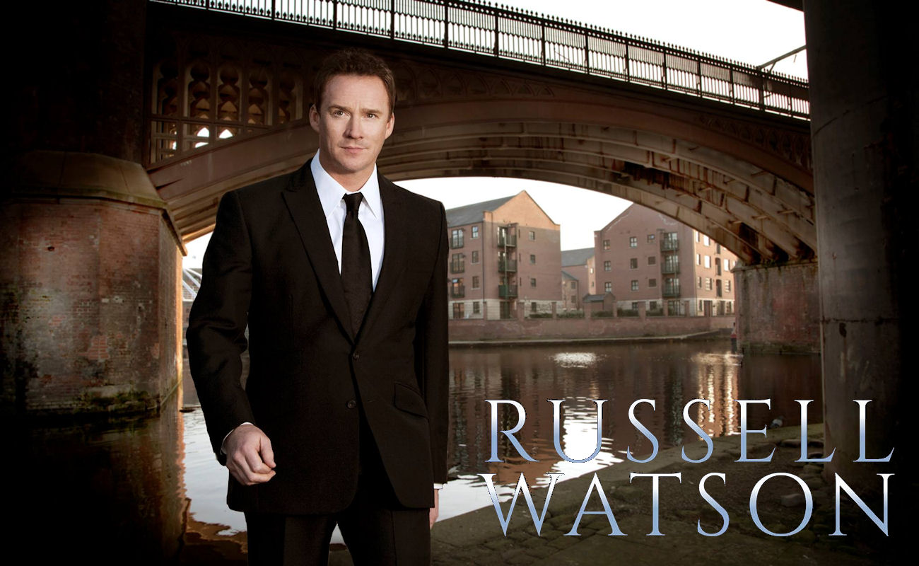 Russell Watson live in  Manchester