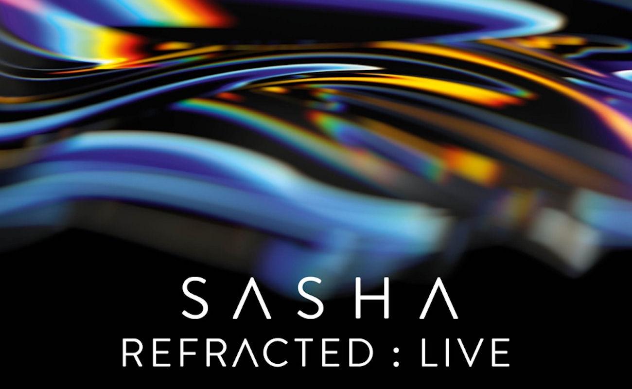 Sasha live in  Manchester