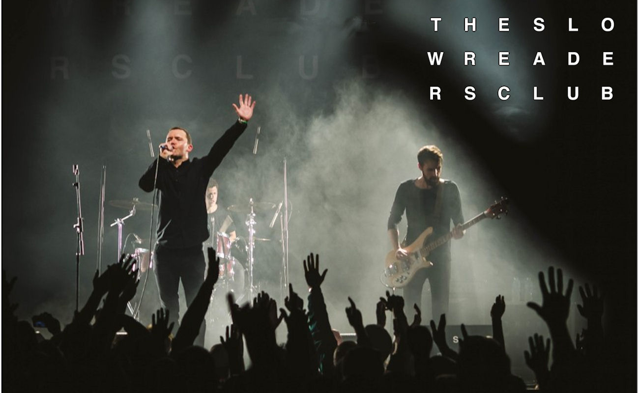 Slow Readers Club live Manchester