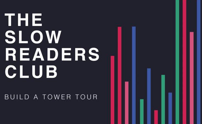 The Slow Readers Club Manchester