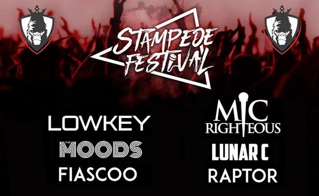 Stampede Festival Manchester