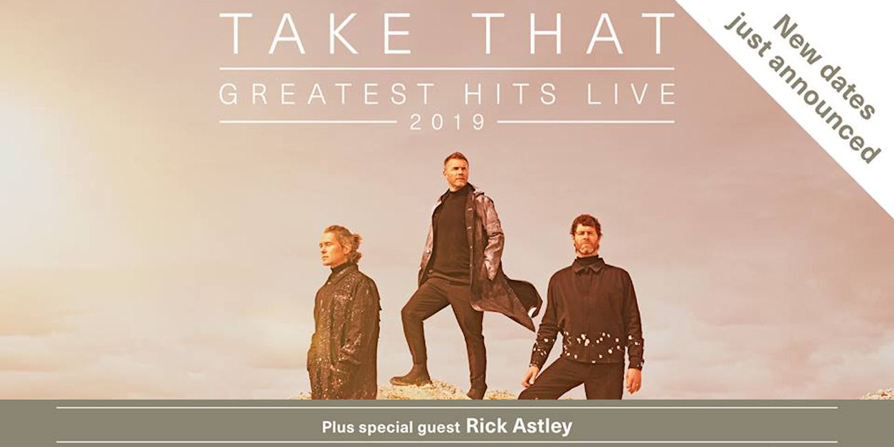 Take That in Manchester
