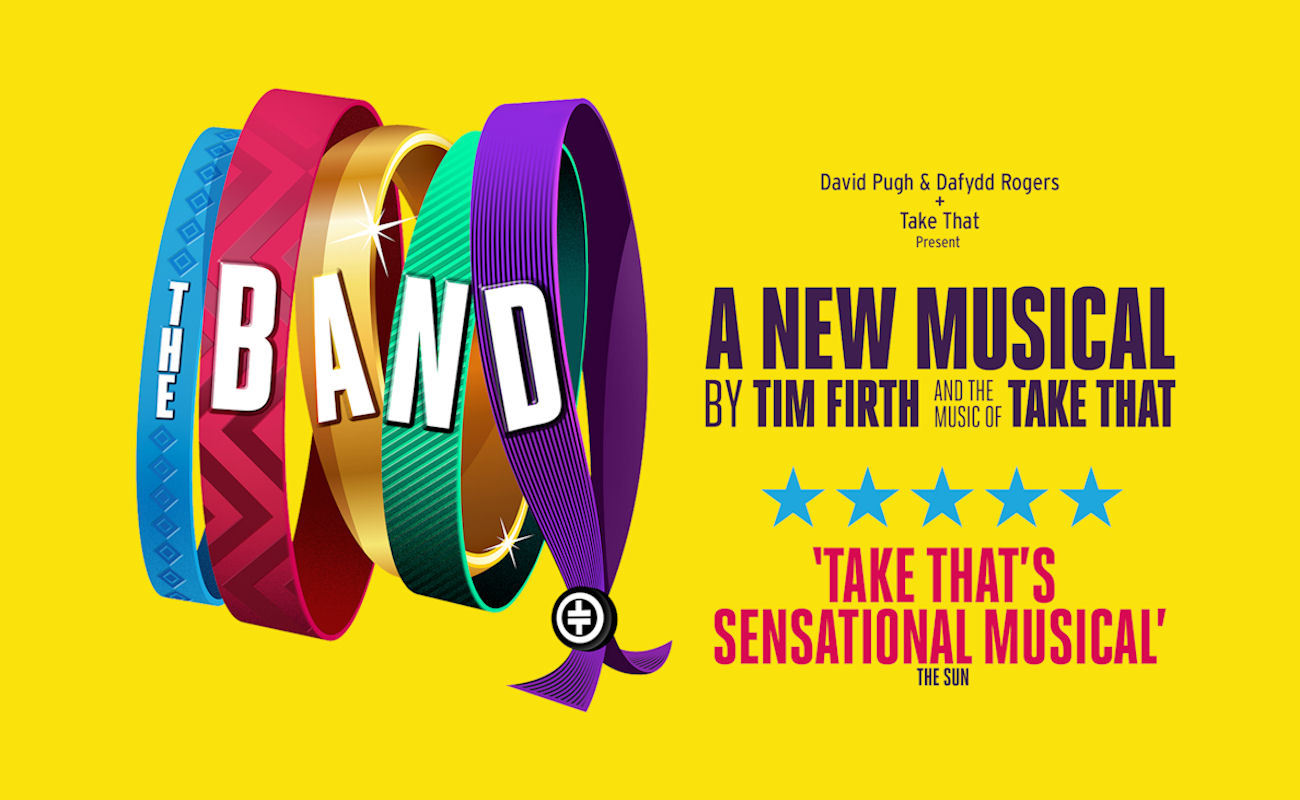Ticket Offers in Manchester - Take That Musical The Band