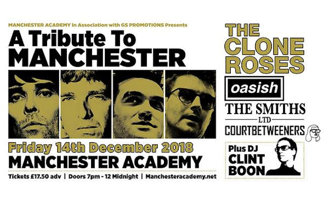 Manchester Tribute bands