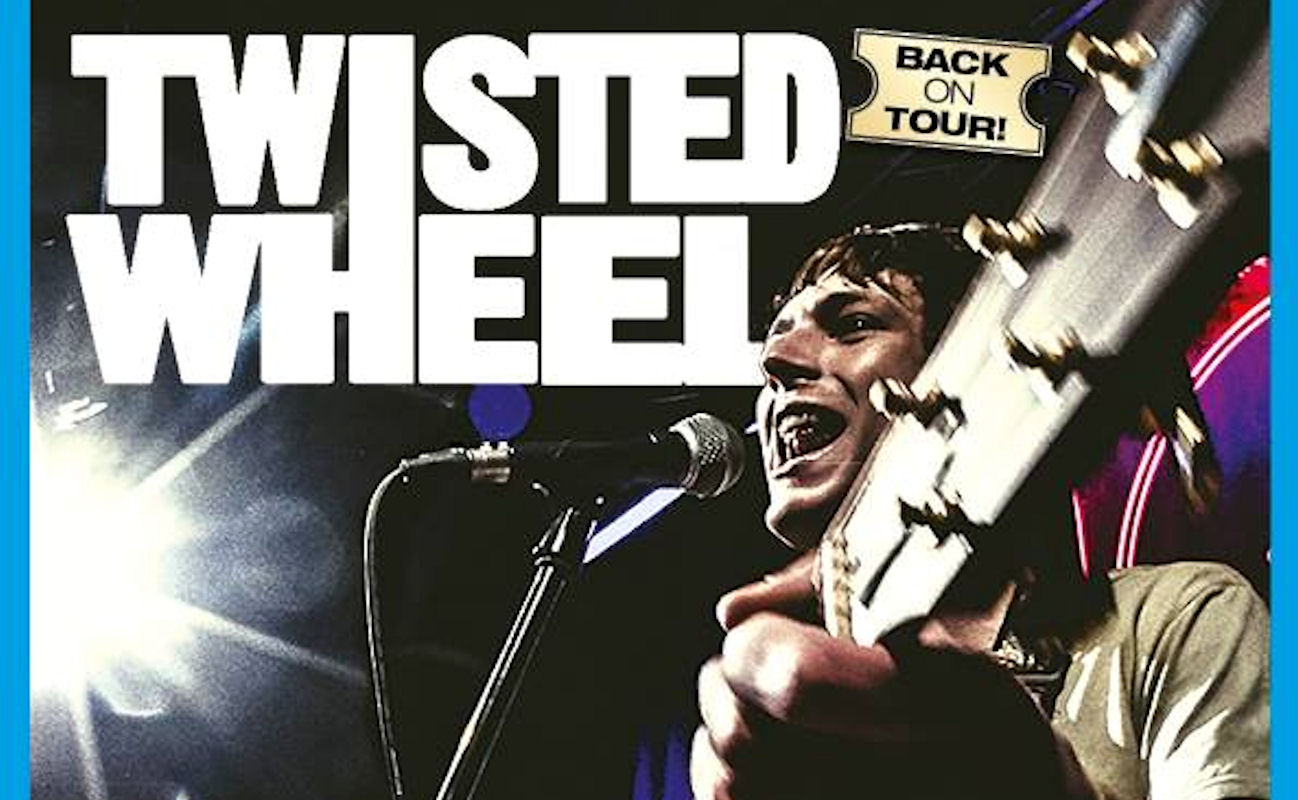 Twisted Wheel live in  Manchester