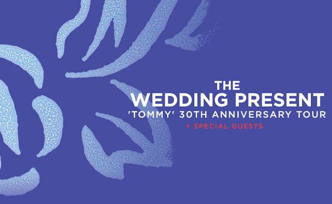 The Wedding PResent Manchester