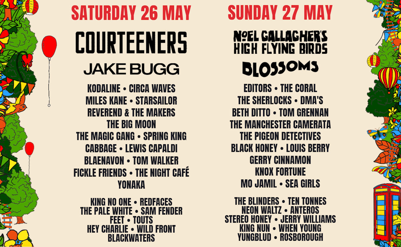 Neighbourhood Weekender Manchester
