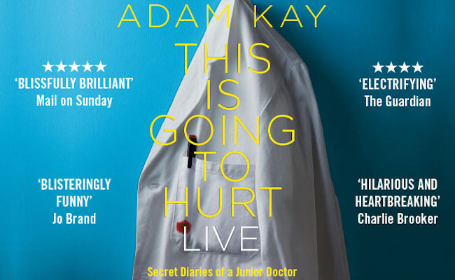 Ticket Offers in Manchester - Adam Kay