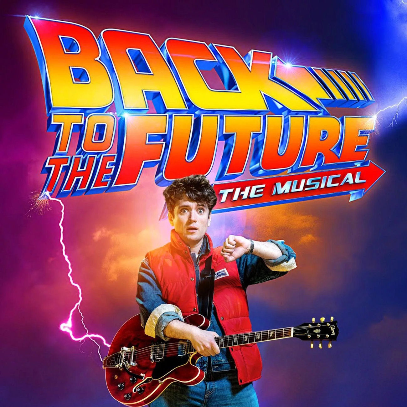 Pride Of Manchester - Back To The Future