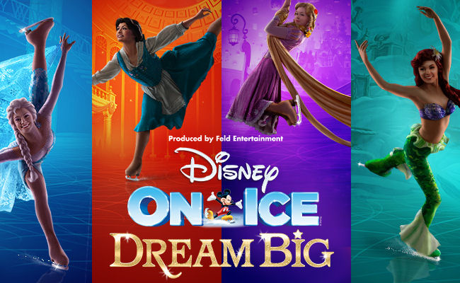 Disney On Ice in Manchester