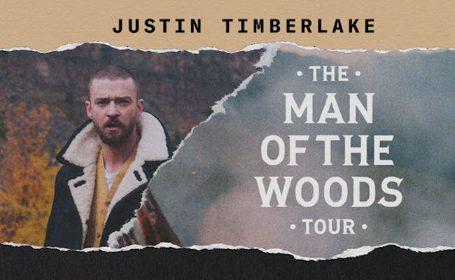 Justin Timberlake in Manchester