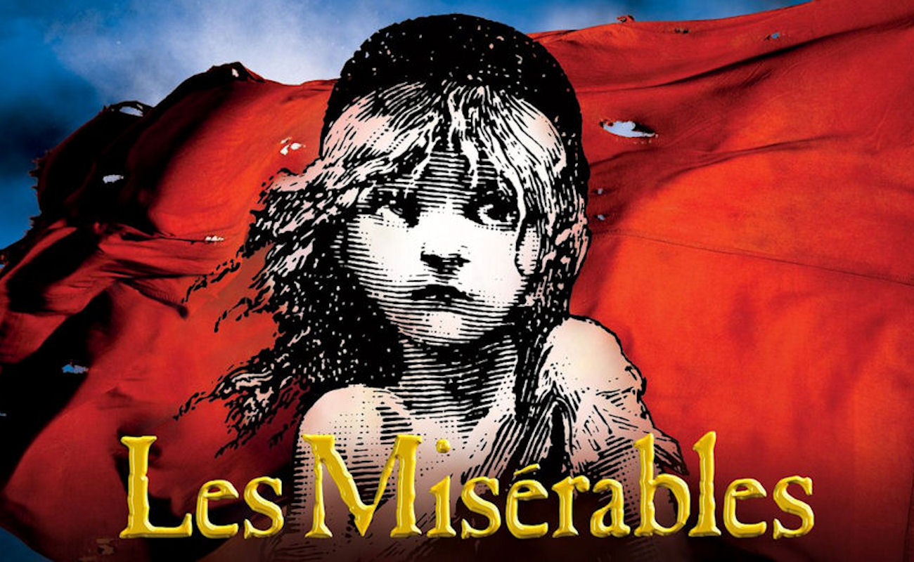 Pride Of Manchester - Les Miserables in Manchester