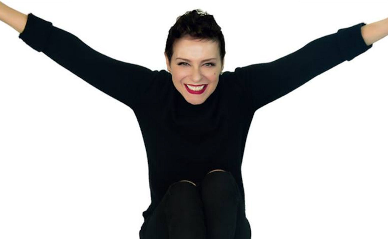 Lisa Stansfieldl in Manchester
