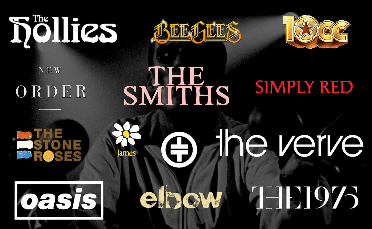 The Top 100 Manchester Bands