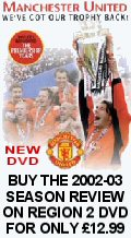 Manchester United End of Season Review DVD - ONLY £12.99